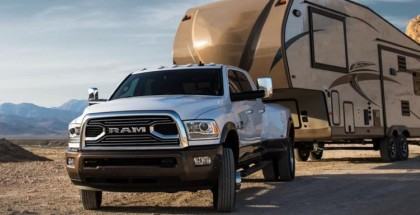 2018 Ram 3500 Heavy Duty With 930 lb ft Torque