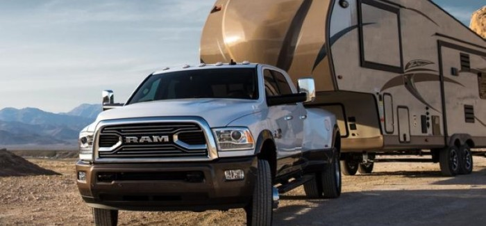 2018 Ram 3500 Heavy Duty With 930 lb ft Torque – Video