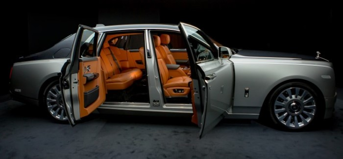 2018 Rolls Royce Phantom Interior Explained U2013 Video