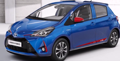 2018 Toyota Yaris Accessories