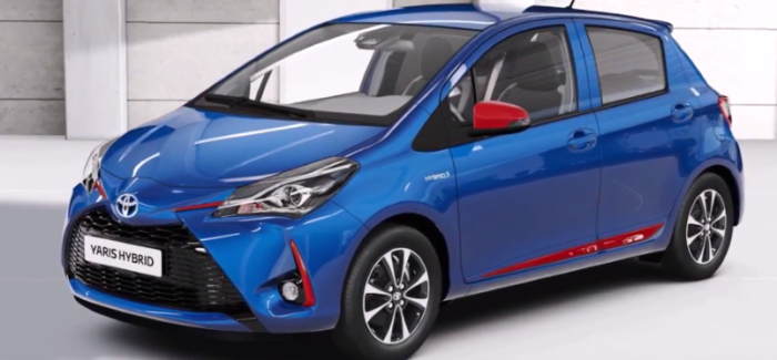 2018 Toyota Yaris Accessories – Video