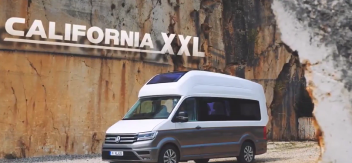 2018 VW Crafter California XXL Concept