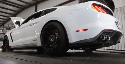 787 Rear Wheel HP Mustang GT350R Supercharged (1)