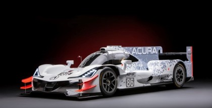 Acura ARX-05 Daytona Prototype international (DPi) race car to be campaigned by Team Penske in 2018