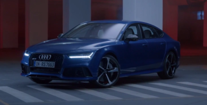 Audi RS7 Explained