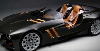 BMW 328 Hommage Explained