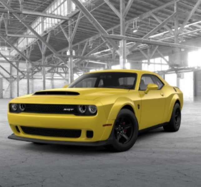 Dodge Challenger Srt Demon Colors Video Dpccars