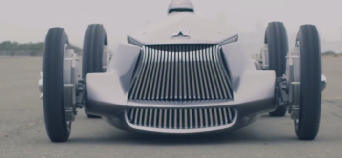 INFINITI Prototype 9 – Video