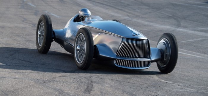 Infiniti Prototype 9 Explained – Video