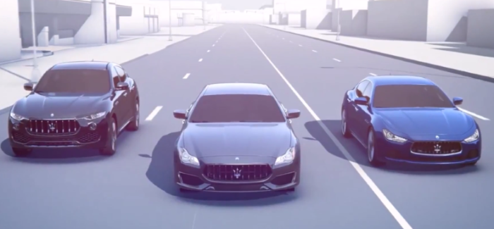 Maserati Levante, Quattroporte, and Ghibli Advanced Driver Assistance Systems – Video