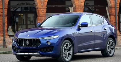 Maserati Levante Explained