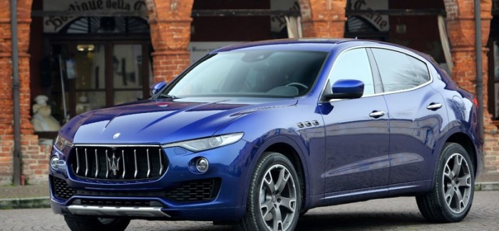 Maserati Levante Explained – Video