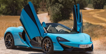 McLaren 570S Spider Explained