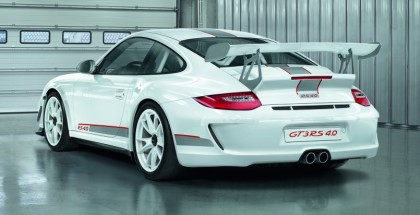 Porsche 911 GT3 RS 4.0 Explained