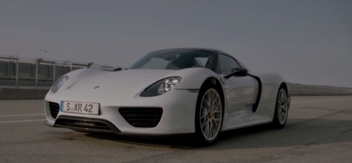 Porsche 918 Spyder Explained – Video
