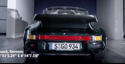 Porsche 930 Turbo Whale Tail Explained
