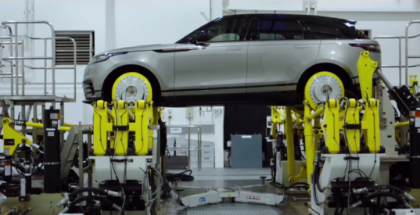 Range Rover Velar 2018 - How Its Made