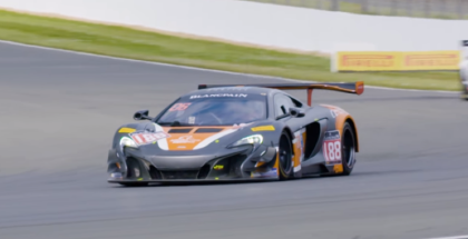 Top Gear - Chris Harris Drives The McLaren 650S GT3 at Silverstone (1)
