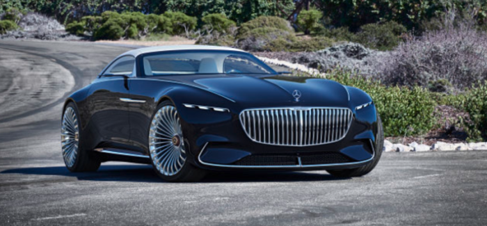 vision mercedes maybach 6 cabriolet – video | dpccars