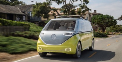 Volkswagen I.D. BUZZ Electric Vehicle To Go Into Production (2)