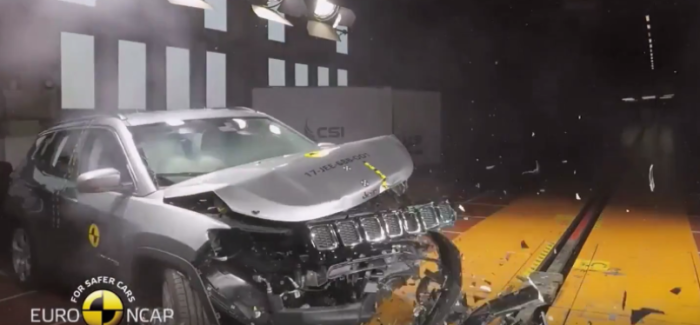 2017 Jeep Compass Crash Test & Rating – Video
