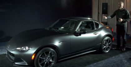 2017 Mazda MX-5 Miata RF Explained