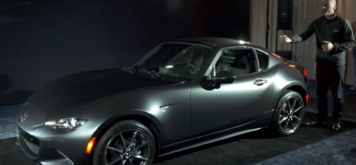 2017 Mazda MX-5 Miata RF Explained – Video