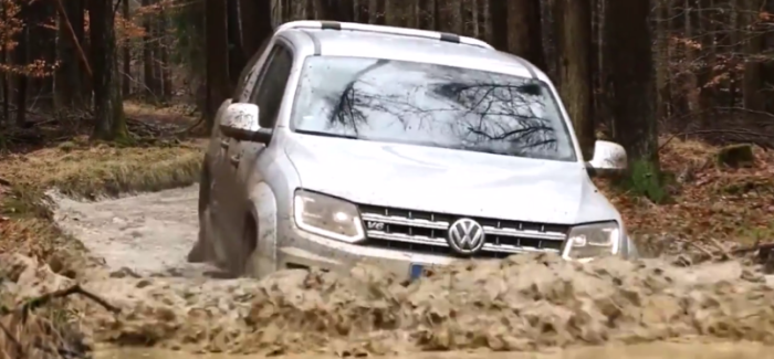 2017 VW Amarok 3.0 TDI V6 Off-Road – Video