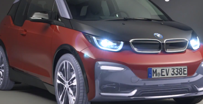 2018 BMW i3s Features
