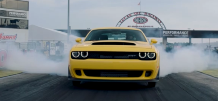 2018 Dodge Challenger SRT Demon Explained – Video
