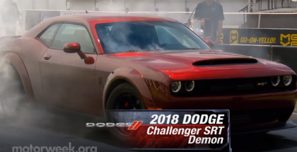 2018 Dodge Challenger SRT Demon Review (1)