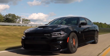 2018 Dodge Charger SRT Hellcat Explained