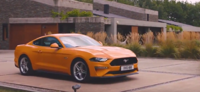 2018 Ford Mustang Coupe & Convertible Euro Spec – Video