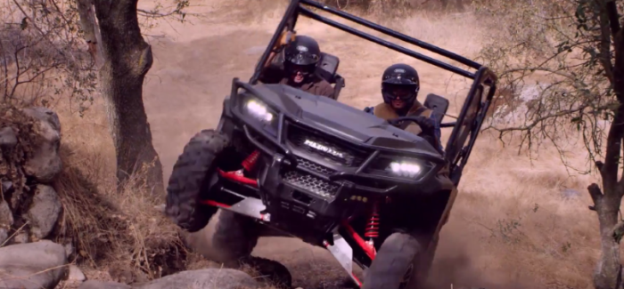 2018 Honda Pioneer 1000 LE Technology – Video