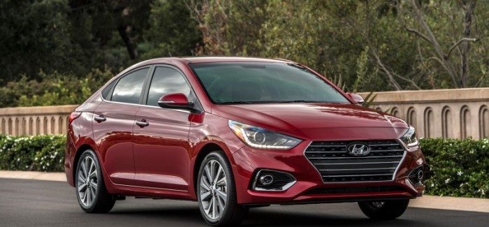 2018 Hyundai Accent Test Drive, Interior, Infotainment Overview – Video