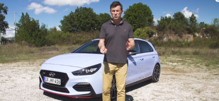 2018 Hyundai i30 N Review – Video