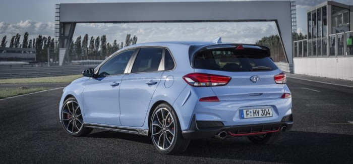 2018 Hyundai i30 N Track Road & Track Test Drive Including Interior Tour – Video