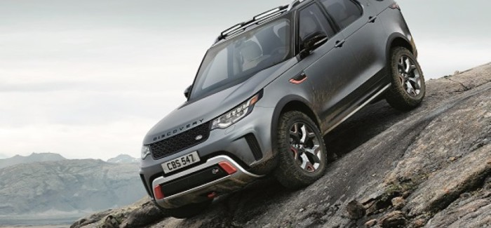 2018 Land Rover Discovery SVX With 525PS – Video