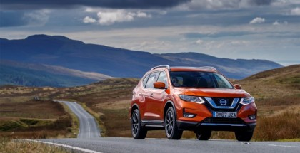 The new Nissan X-Trail