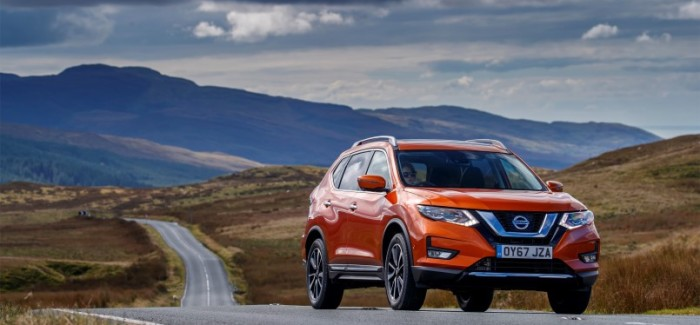 2018 Nissan Nissan X-Trail – UK Spec – Video