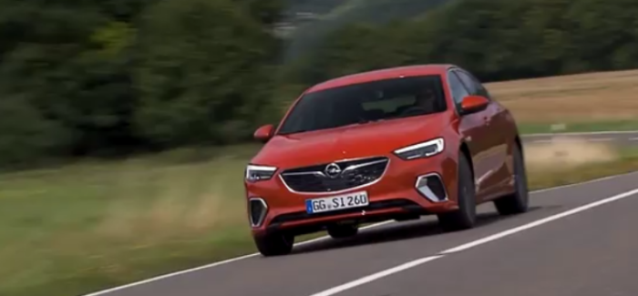2018 Opel Insignia GSi, Country Tourer, & Vivaro Tourer – Video