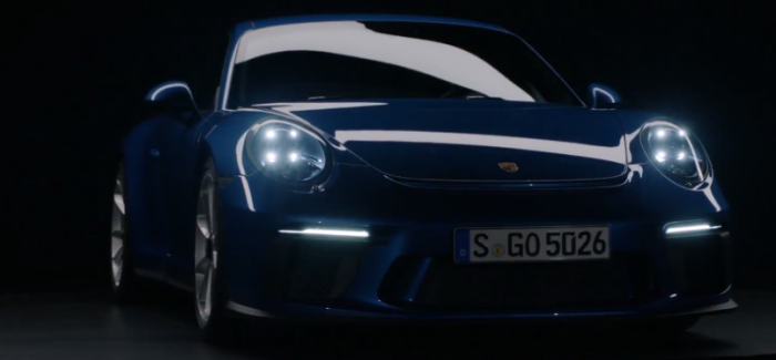 2018 Porsche 911 Gt3 With Touring Package Explained Video Dpccars