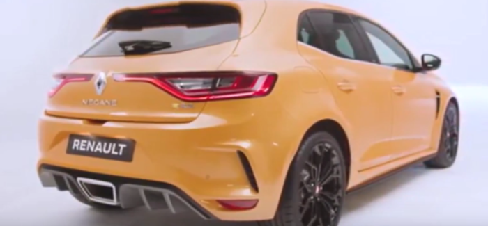 2018 Renault Megane RS Exhaust Sound – Video