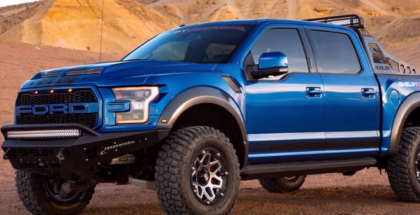 2018 Shelby Raptor Off Road Truck - Ford F150