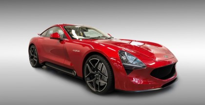 500HP TVR Griffith