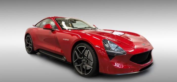 New 500HP TVR Griffith – Video