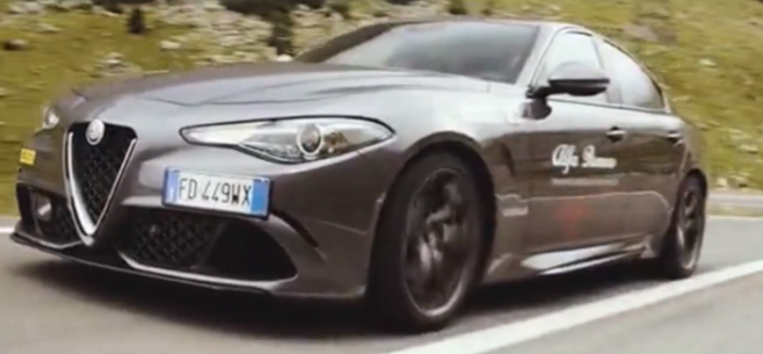Alfa Romeo Giulia Quadrifoglio & Stelvio in Romania Transfagarasan Road – Video