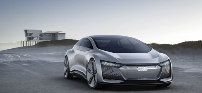 Audi Aicon Concept & Audi Elaine Concept – Video