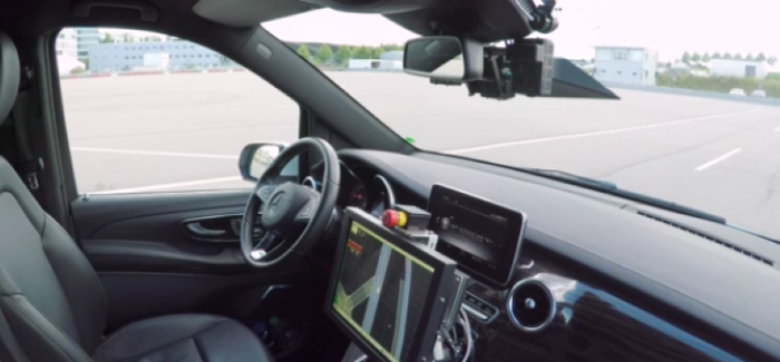 Automated Self Driving by Mercedes Benz and Bosch – Video