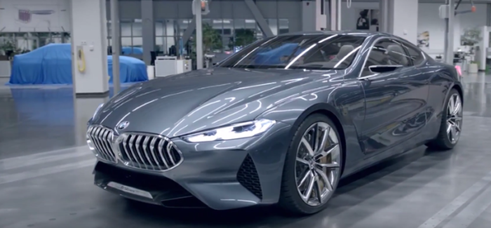 BMW Group Designstudio Unveiling – Video